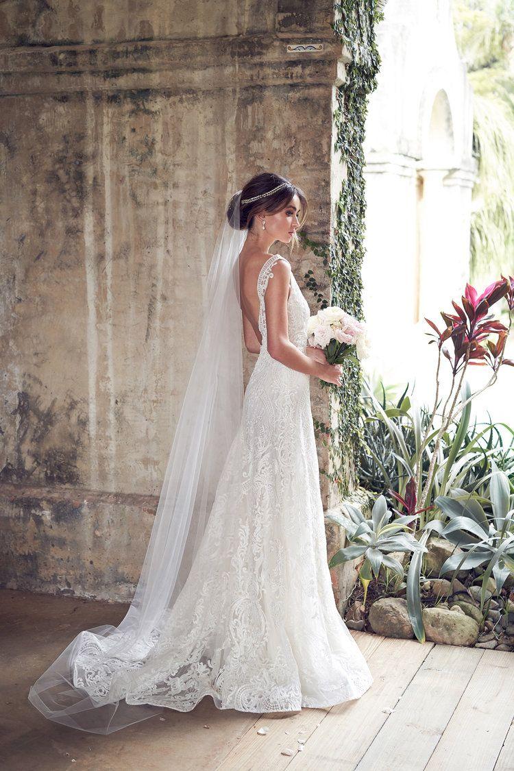 Anna campbell bridal jamie dress wanderlust collection wedding