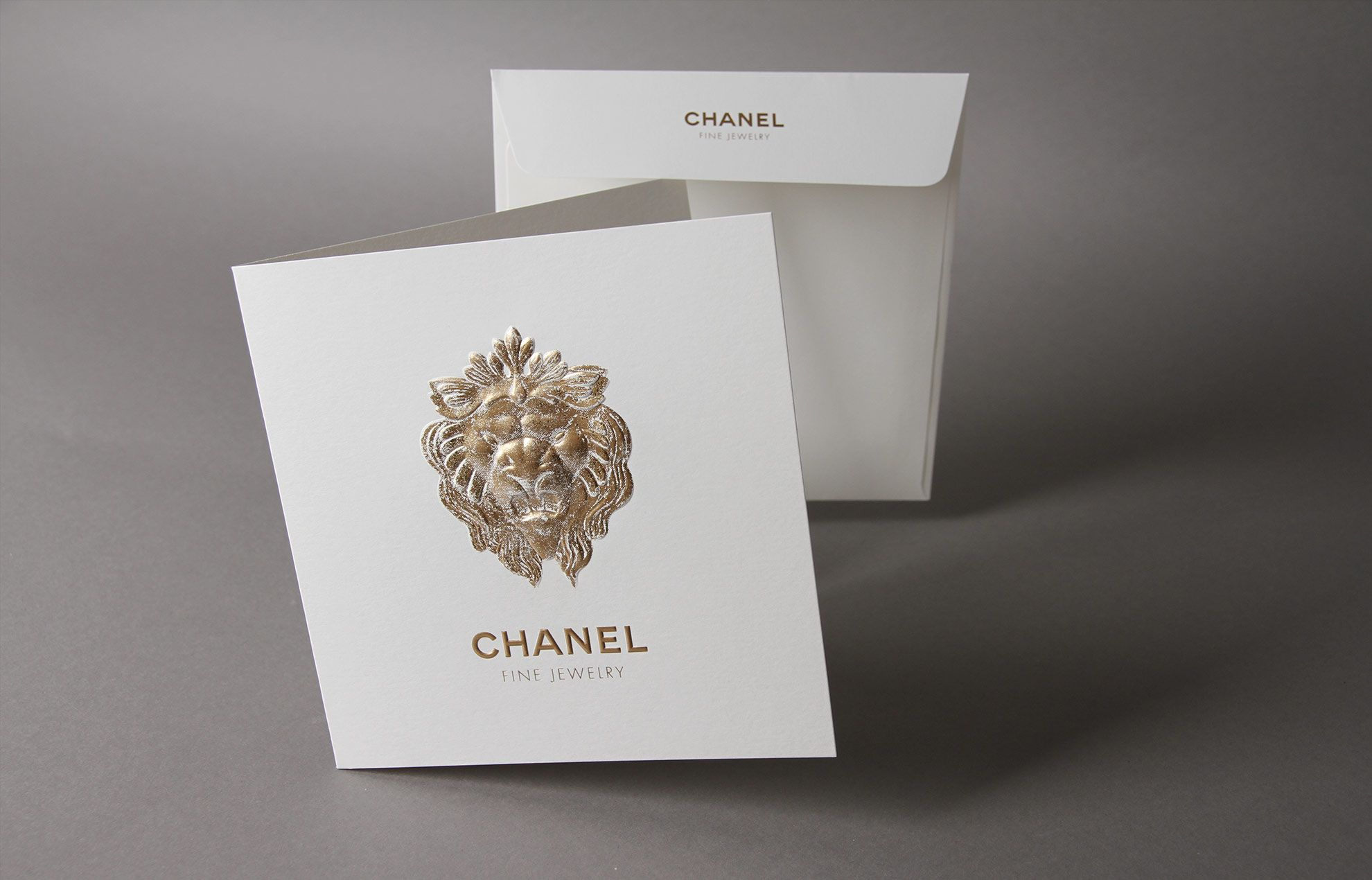 Chanel joaillerie 2g 19801270 rose banks packaging ideas creation of chanel jewellerys greeting card kristyandbryce Gallery