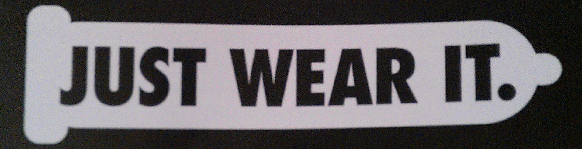 Just wear it really urgent care health safety medical