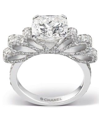 Chanel Rings for 2018 Engagement Ring and Bling
