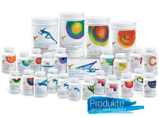 life plus produkte stoffwechselkur