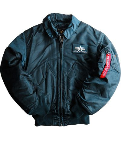 Alpha Industries MA2 CWU 45/P Flight Jacket Navy www ...