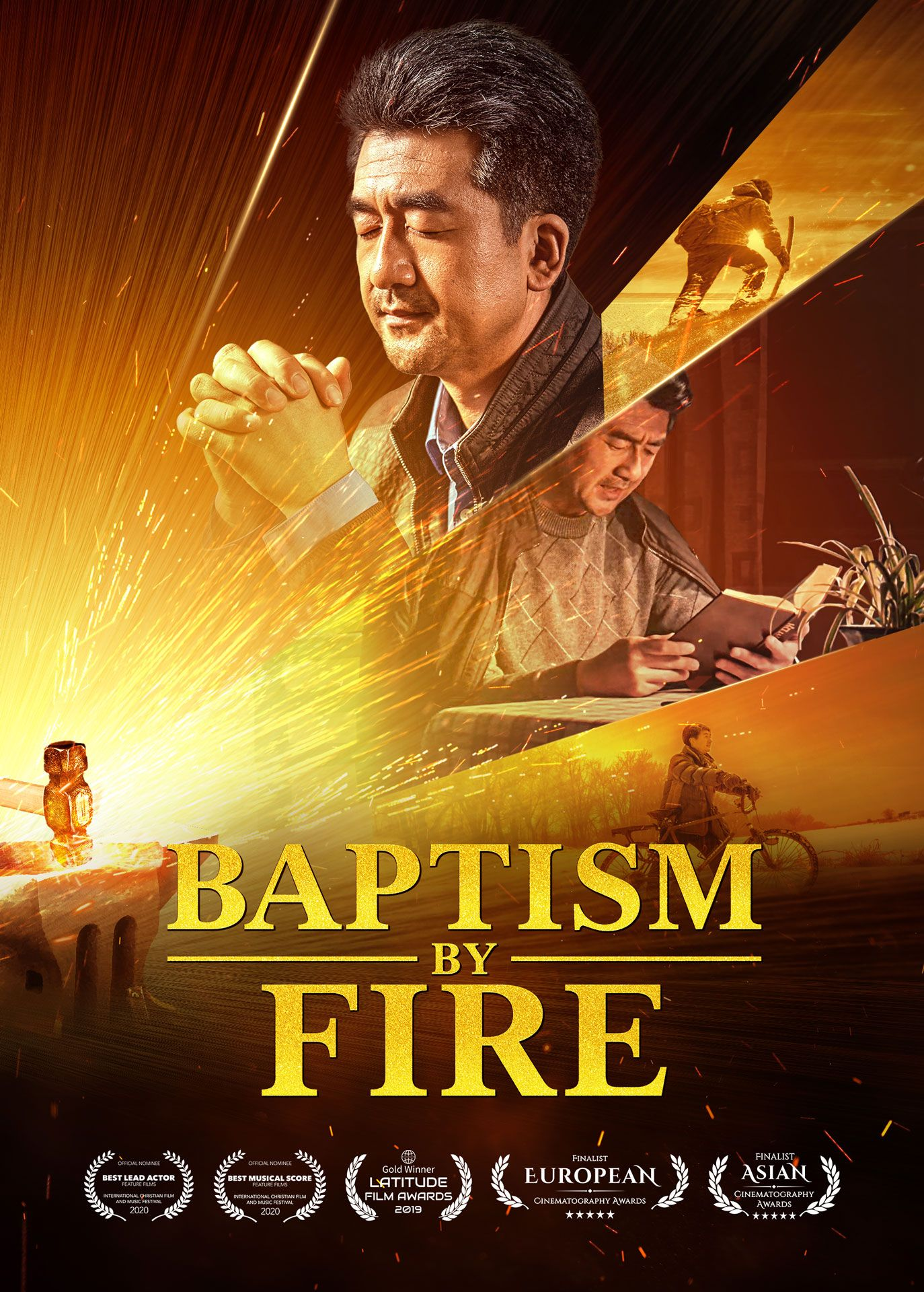 Baptism By Fire Christian Movies The Bible Movie Heavenly Father