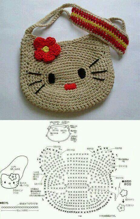 277be36a59dba79d27893a4254d39126.jpg (462×720) | Tejido de crochet ...