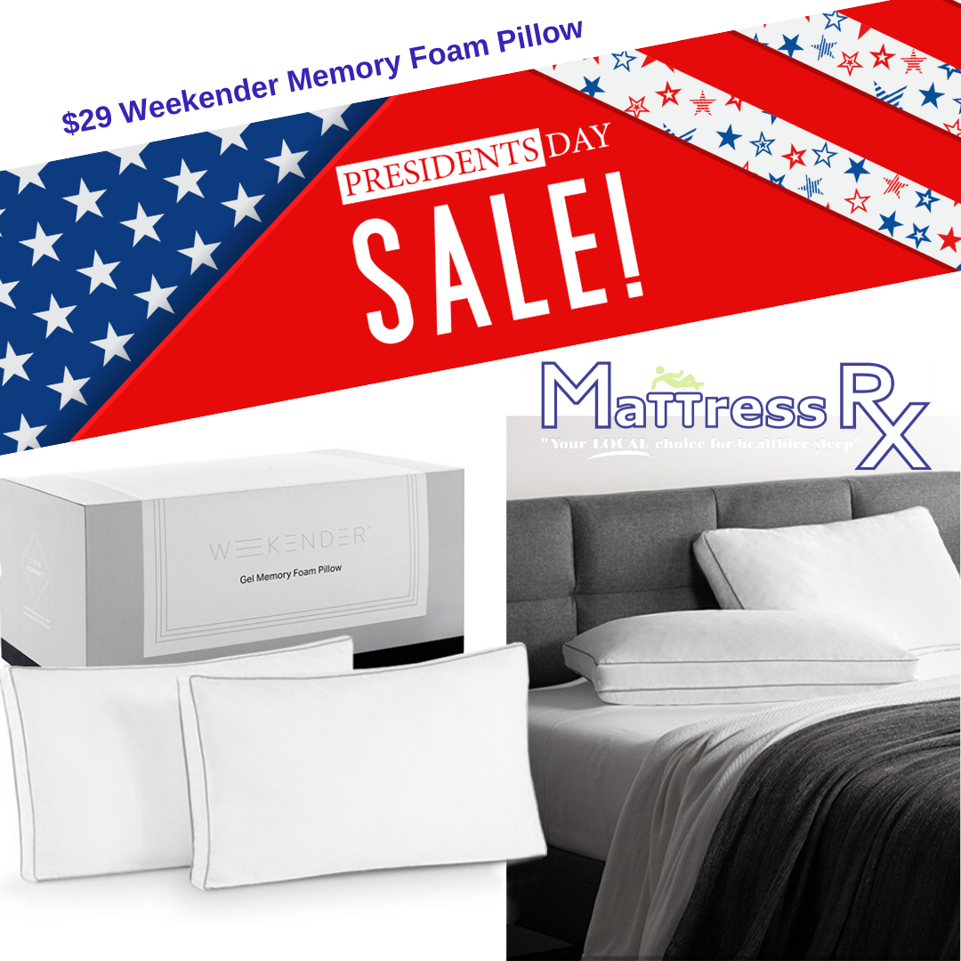 Mattress Rx Presidents Day Sale Mattress Rx For The Best Mattresses In Boise Id Visit Mattres In 2020 Presidents Day Sale Mattress Sales Memory Foam Pillow