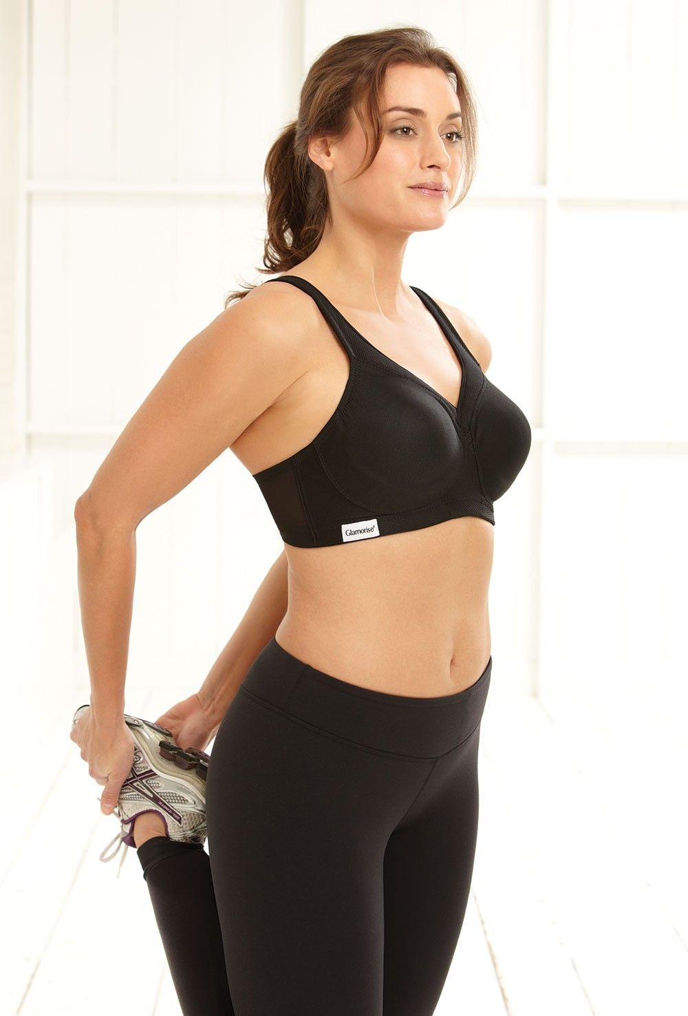 ebf5a23f8c The Ultimate Full Figure Sport Bra - All Styles