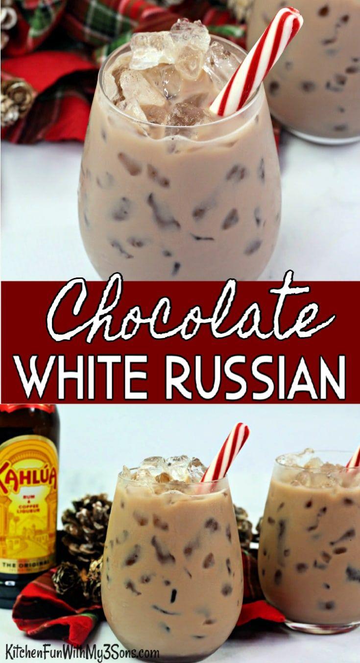 Photo of Chocolate White Russian Recipe