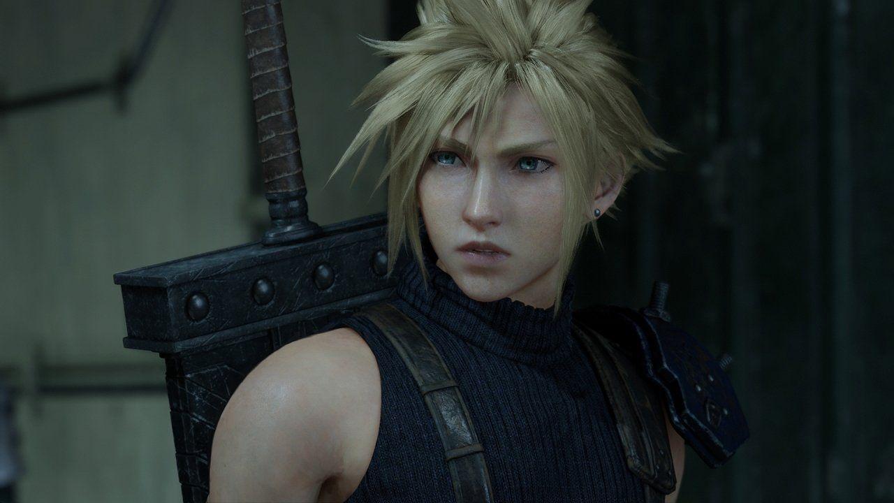 We Goin Cloud Tifa Ff7 Remake On Final Fantasy