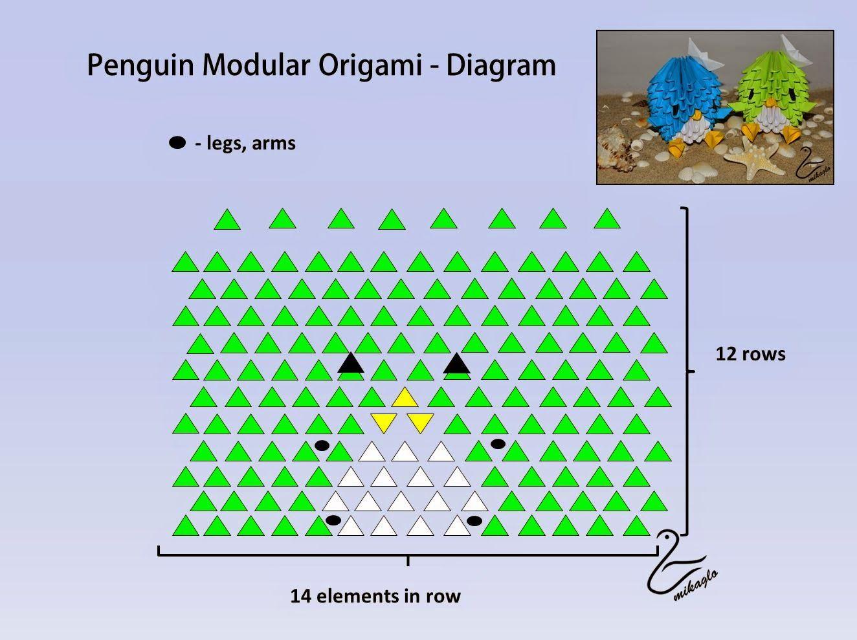 patterns 3d origami google zoeken [ 1324 x 989 Pixel ]