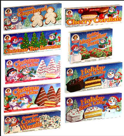 Little Debbie Xmas Cakes Christmas Tree Cake Little Debbie Snack Cakes Holiday Cookies