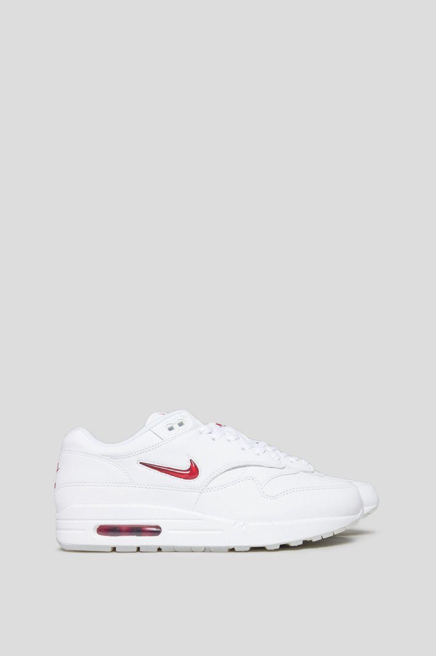056a87b2e3 ... where can i buy nike air max 1 premium rare ruby white f4ceb 405b8