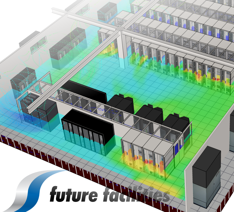 Future Facilities Simulation Modelling Datacenter Datacentre