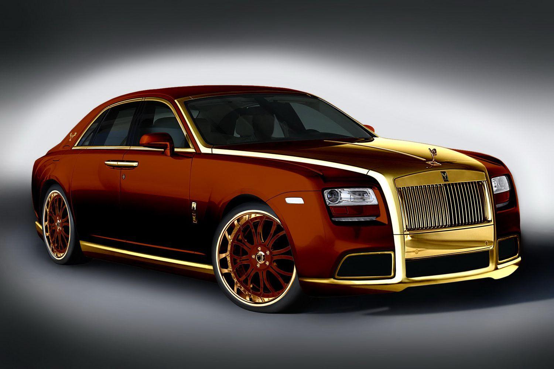 Top 10 Best Rolls Royce Expensive Car Wallpapers Gallery. - Original ...