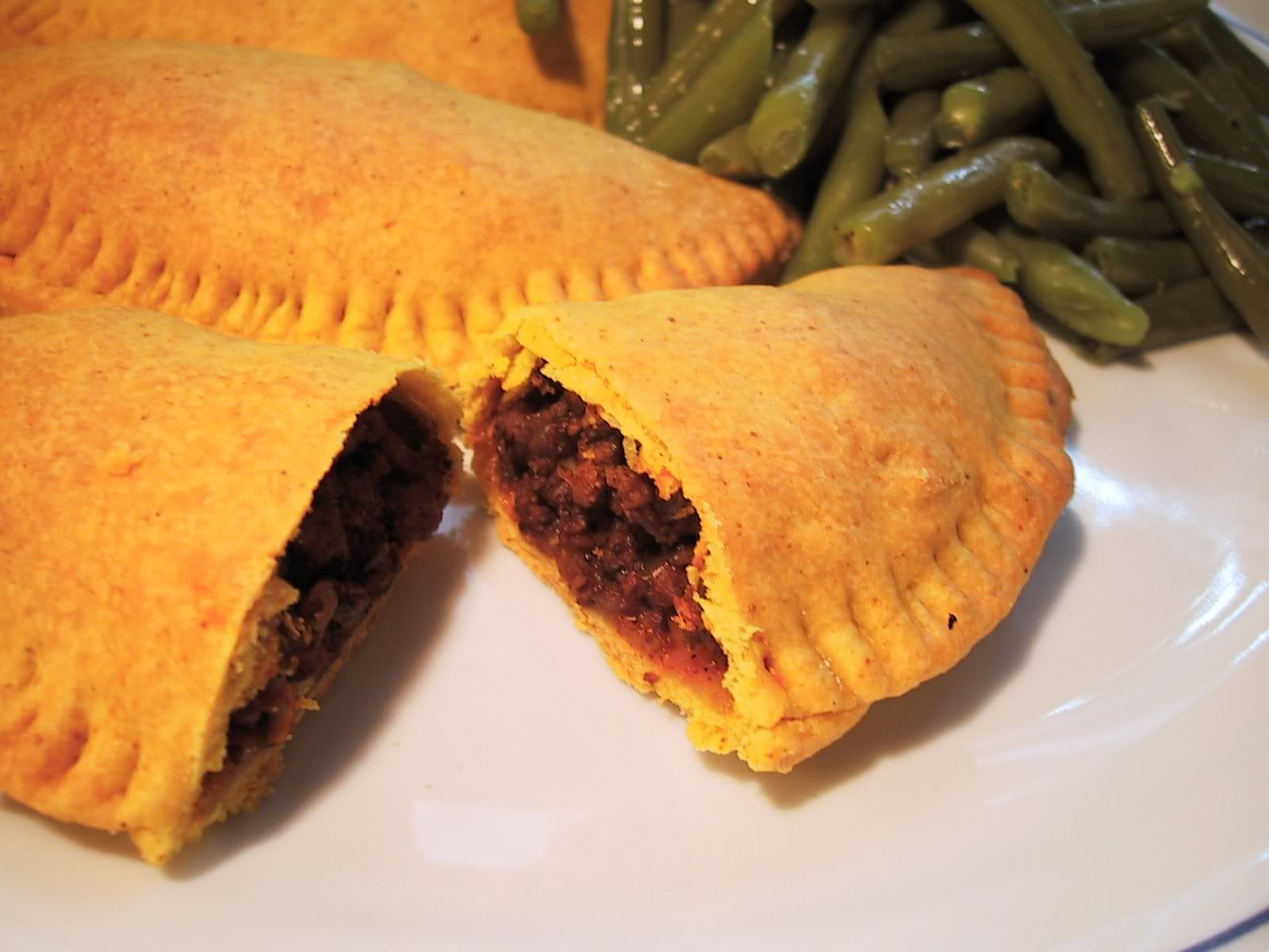 Jamaican Beef Patties | Eat, Drink, and Be Merry | Pinterest