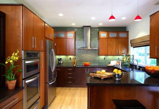 Asian Themed Kitchen Style Kitchen Cabinet Styles Modern Kitchen Design Kitchen Cabinet Inspiration