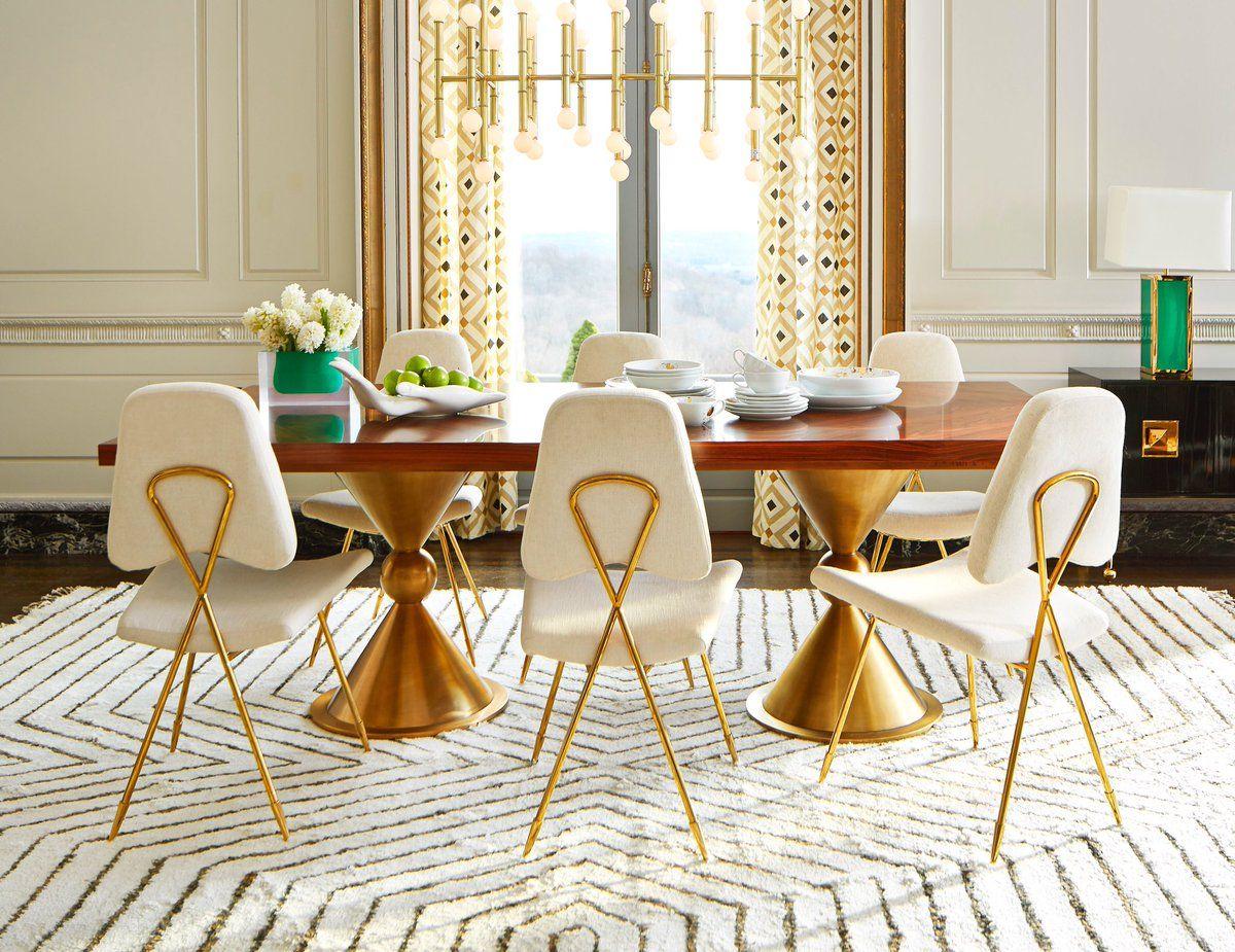 Jonathan Adler S Team Style Our Meurice Chandelier Beautifully Here Dinning Room Design Decor Home Decor