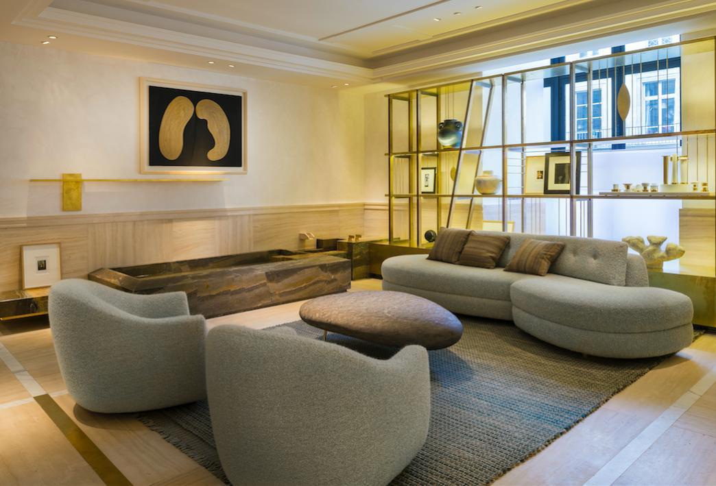 Charles Zana Ad Interieurs 2014 Interiordesign
