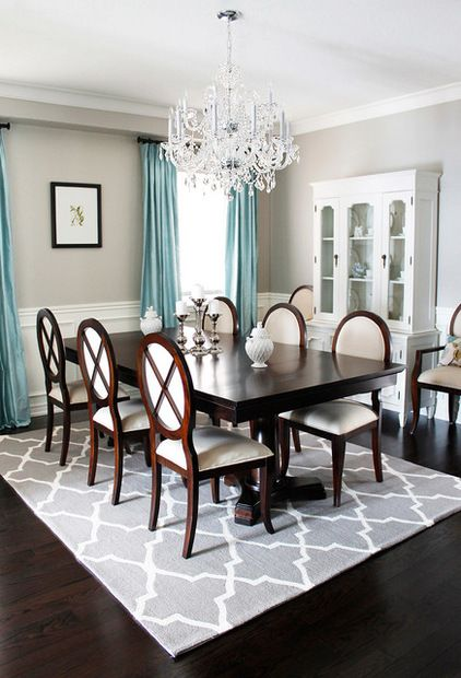7 Day Plan Get A Spotless Beautifully Organized Dining Room Dining Room Contemporary Traditional Dining Rooms Dining Room Chandelier