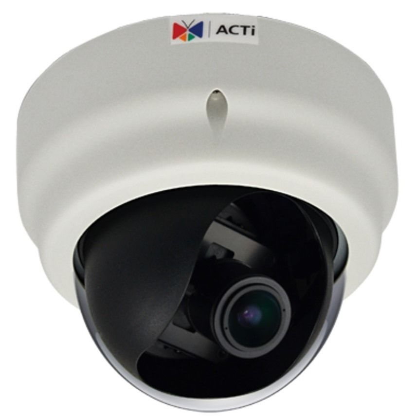 E66 1.3MP Basic WDR Vari-focal lens Dome Camera - auctionsecuritycameras.com