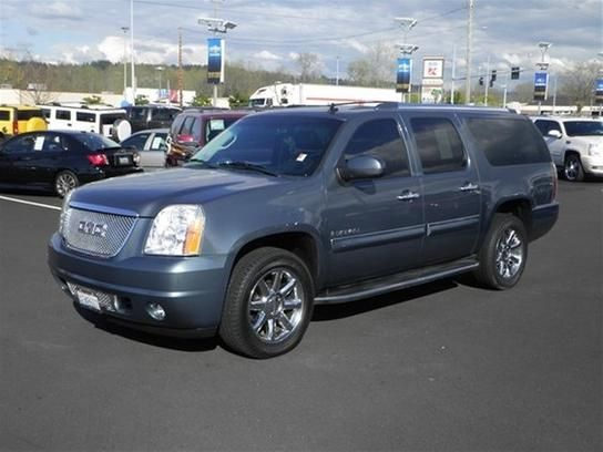 Cars For Sale 2008 Gmc Yukon Xl Denali In Puyallup Wa 98371