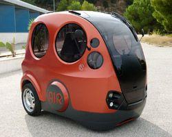Love the idea of air powered cars.