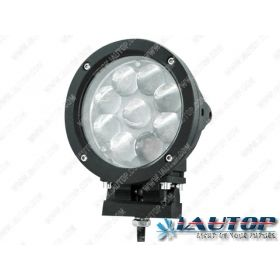 45w Cree Working Lights For Motorcycles Led 12v Round 5 5 Ce Can Be Widely Used For Motorcycle Etc All Vehicle This 45w L Work Lamp Work Lights Led Work Light