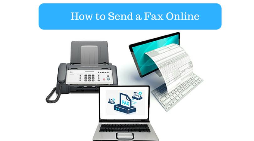 Steps to Send a Fax Online Seo services, App development