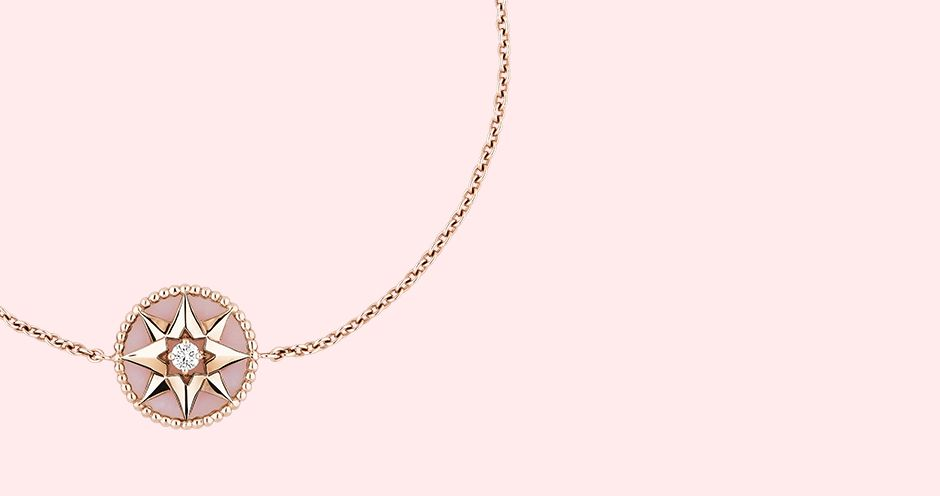 Rose Des Vents Collections Joaillieres Joaillerie Dior Site Officiel Jewelry Jewelry Design Jewelery