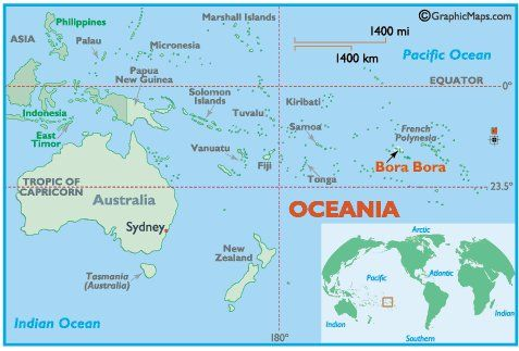 Bora Bora Un Paraiso En La Polinesia Francesa Locura Viajes En