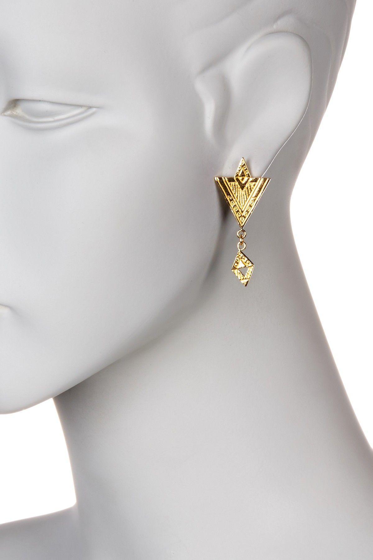 Shae Drop Earrings by Gorjana on @nordstrom_rack