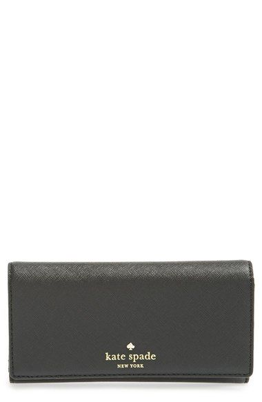 b3b226e98f854 kate spade new york  cedar street - nika  leather wallet available at   Nordstrom