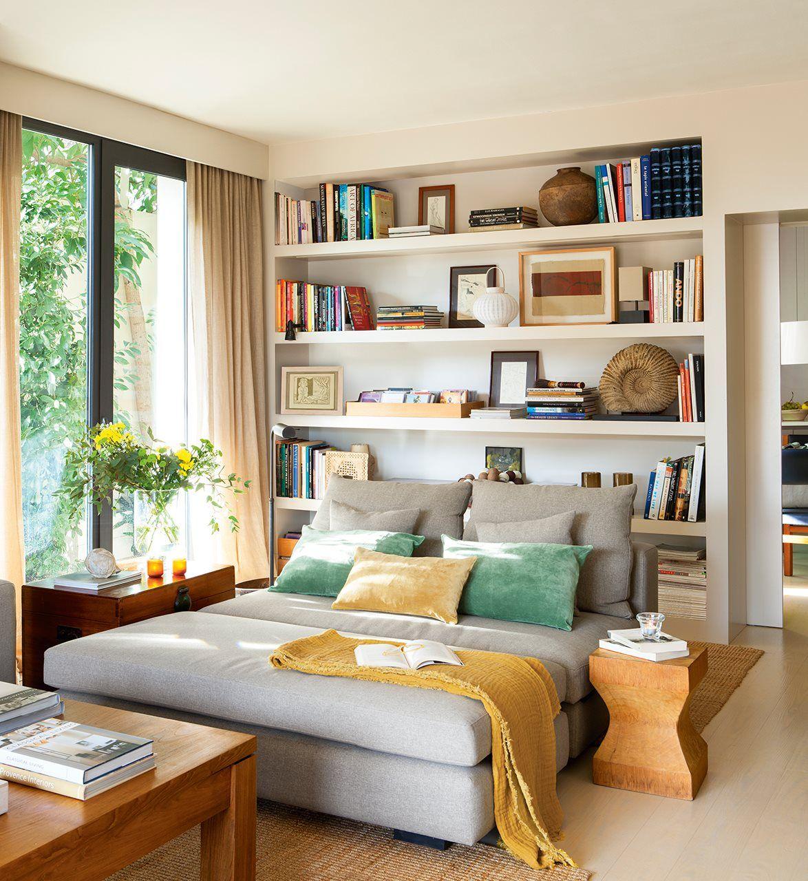 Muebles De Obra Saca Partido A Los Metros Elmueble Com  # Bedtime Muebles