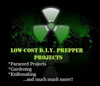 Low cost diy prepper projects prepper survival preparedness do it yourself survival 3 low cost prepper projects you can start today solutioingenieria Images