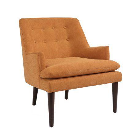 Best Trinity Orange Accent Chair Orange Accent Chair Accent 400 x 300