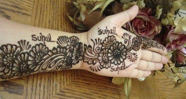 Full Arm Henna Designs: Best Ever Full Arm Shaded Henna Designs