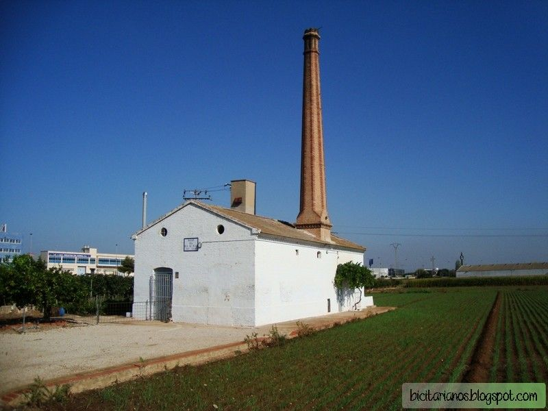 Motor del Mas de Baix (Silla) N39 22.377 W0 24.138