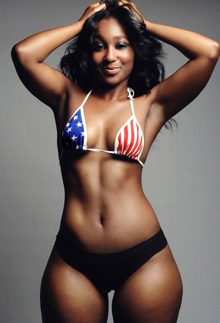 Thick Black Girls In Bikinis