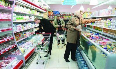 Потребление творожных сыров в украине