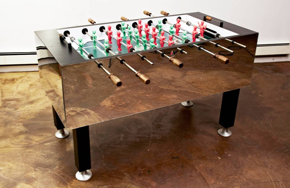 Merveilleux Designer Game Tables   Luxury Ping Pong And Foosball Tables