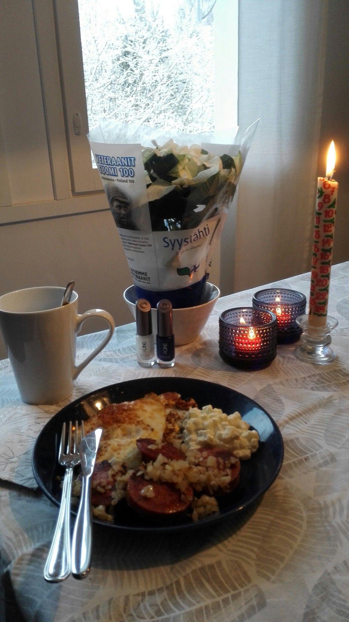 Itsenäisyyspäivän aamupala