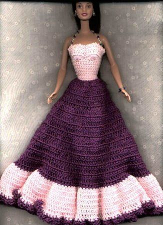 Amber\'s Party Dress | barbies | Pinterest | Puppenkleidung, Puppen ...