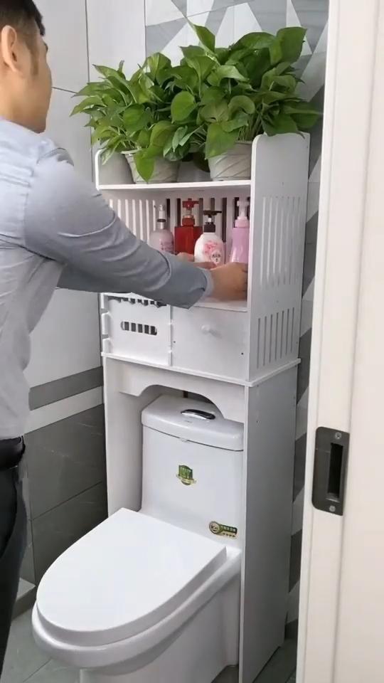 Bathroom Organizer Over The Toilet, Bathroom Space