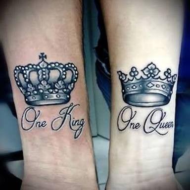 Pin By Meredith Kennedy On Tattoos Pinterest Tatuaje Rey Y Reina