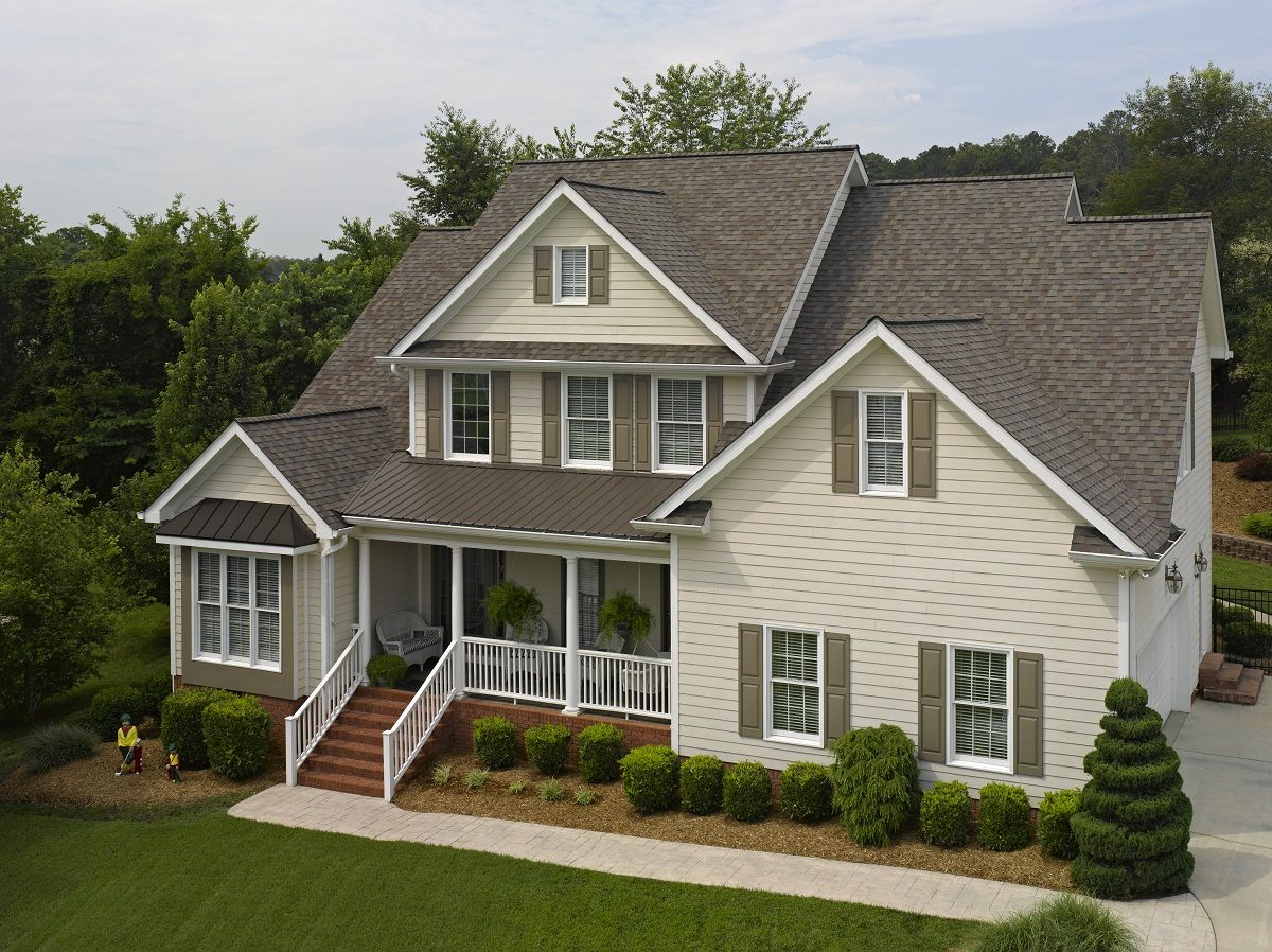 Best Certainteed Roofing Landmark Series In Weathered Wood 400 x 300