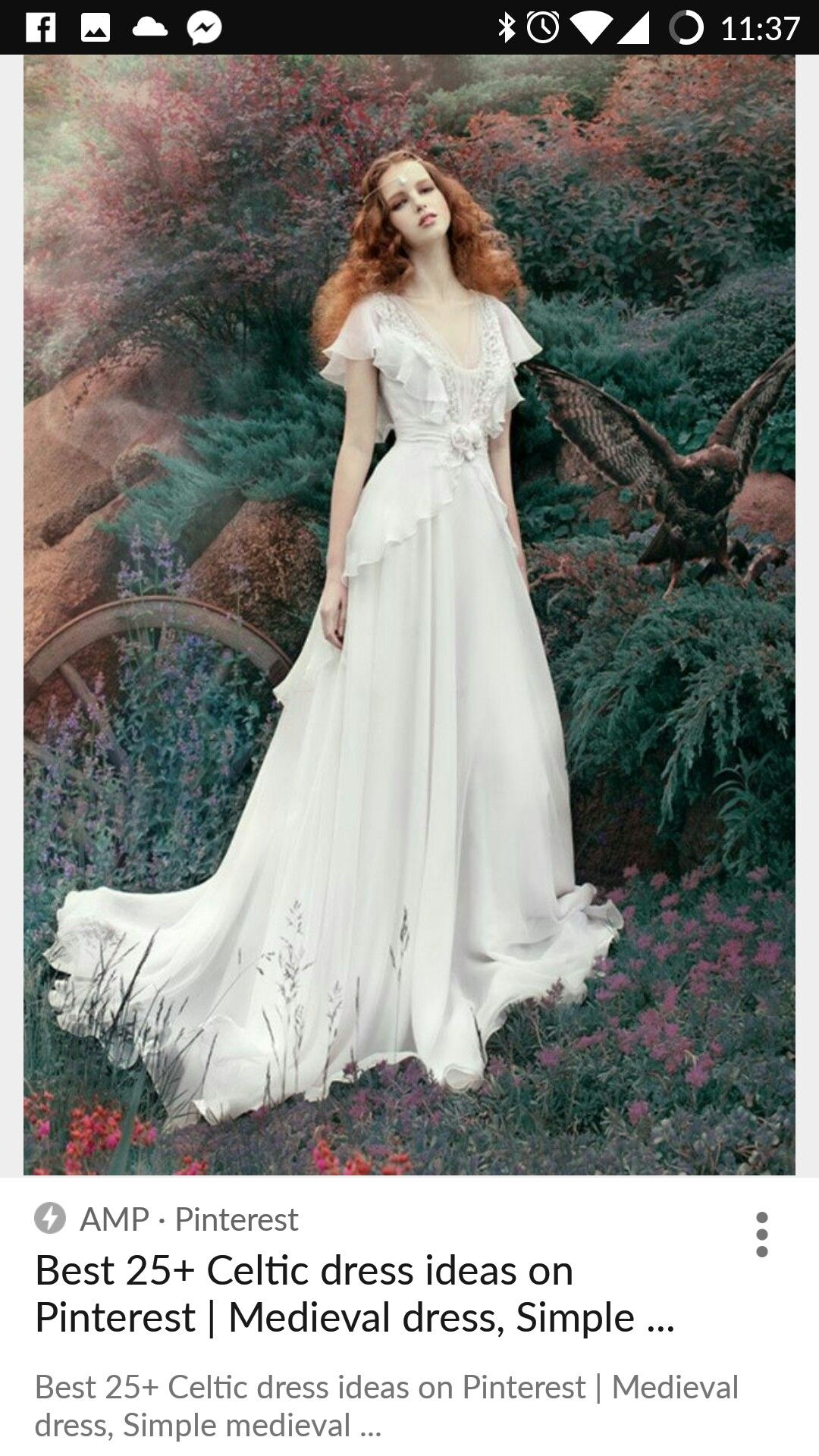 Scottish wedding dresses  Pin by Jaimee Gabriel on wedding ideas  Pinterest  Wedding