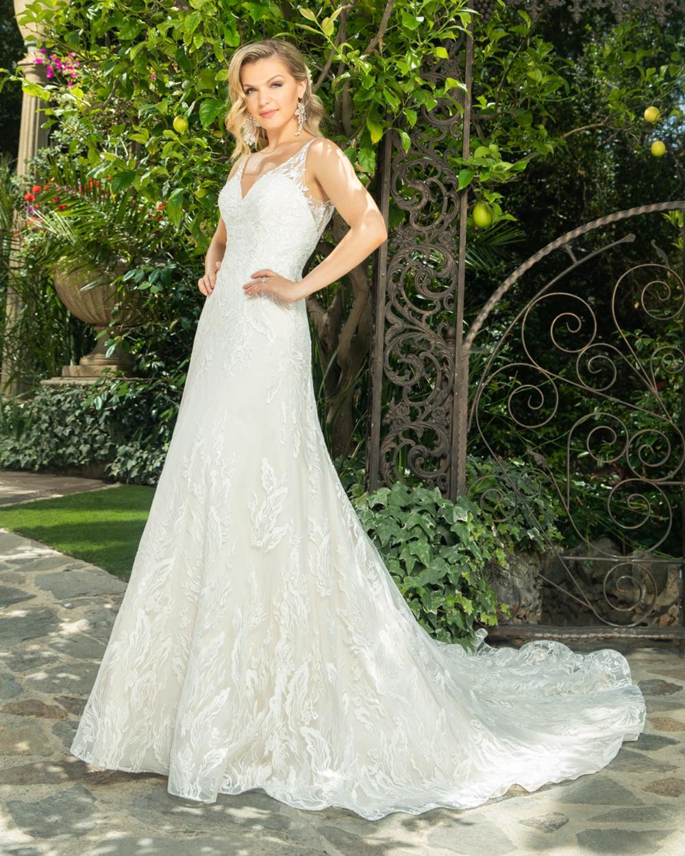 Style 2413 Kalea Champagne Ivory Silver Casablanca Bridal Bridal Wedding Dresses Wedding Dresses Unique [ 1250 x 1000 Pixel ]