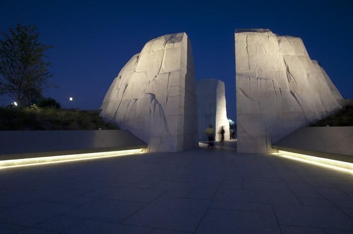 2017 Iald Award Winner Martin Luther King Jr Memorial Washington Dc Usa Designer David Mintz
