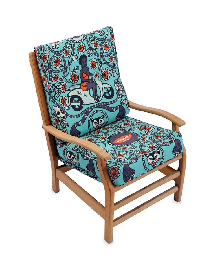 Chair By Shine Shine South African Design African Home Decor South African Design African Decor