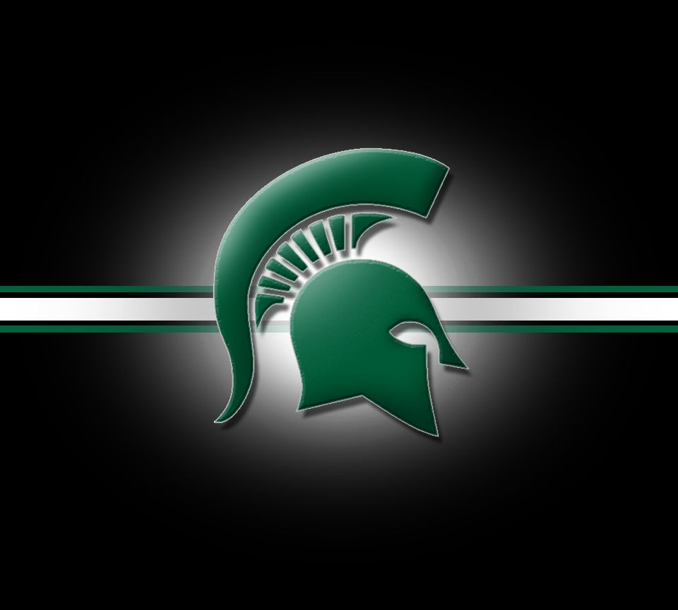 Go Green Go White With Images Michigan State Spartans Michigan Football Sports Wallpapers