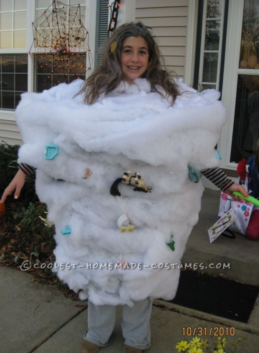 tornado costume | halloween ideas in 2018 | pinterest | tornado